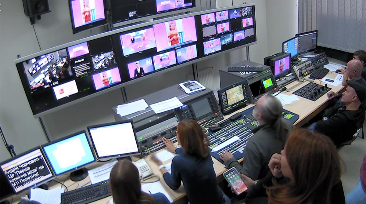 Сотрудники телеканала М1 с нетерпением ждут запуска
